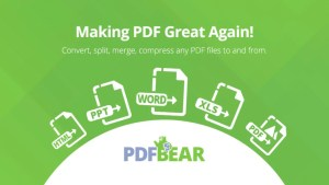 Know Your PDF: PDFBear's Best Tools That You Can Use Without Paying A Dime