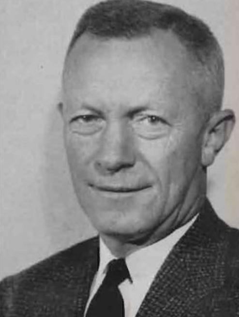 Tom Blackburn