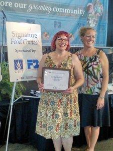 Kathleen Hanover Rebecca Singer Ohio State Fair Presentation
