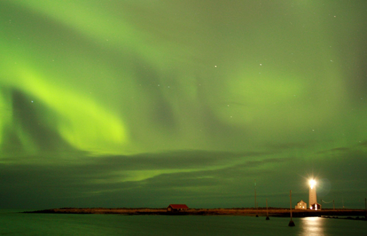 Northern Light Sightings