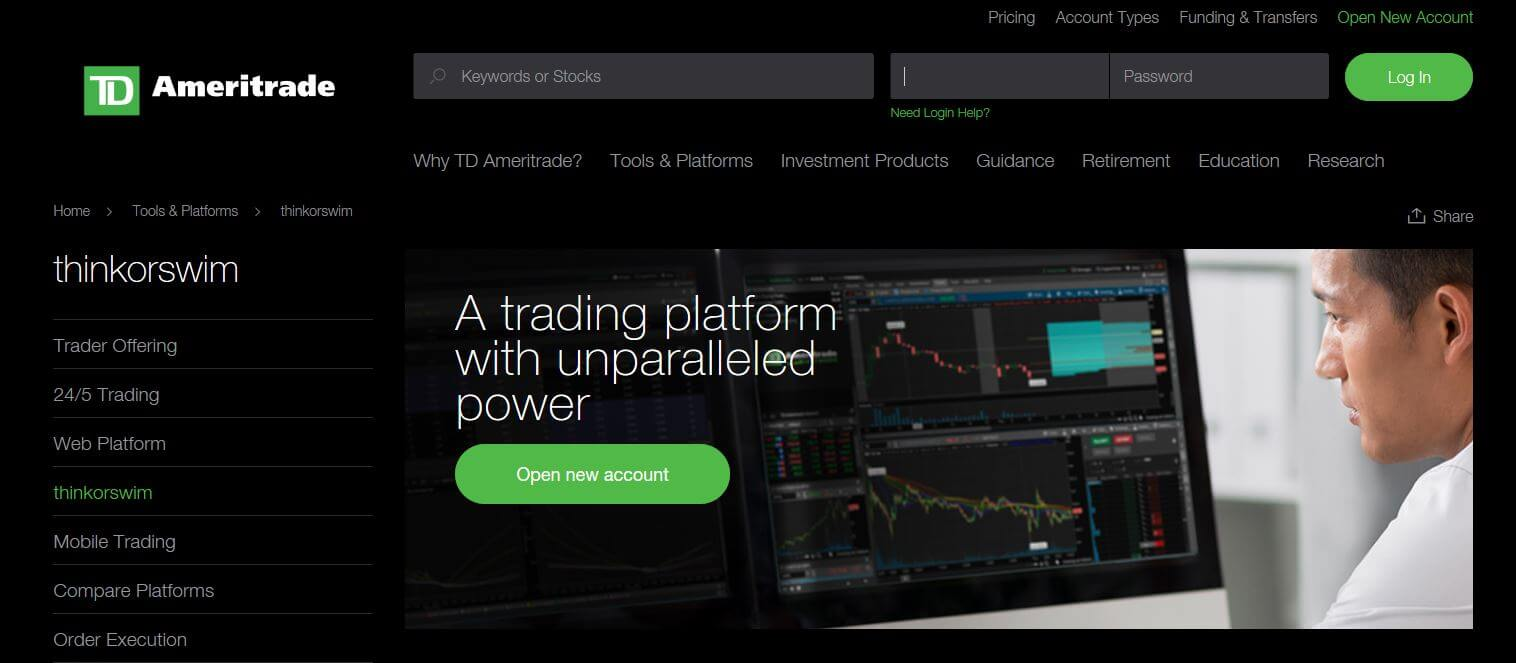 how to use thinkorswim the ultimate