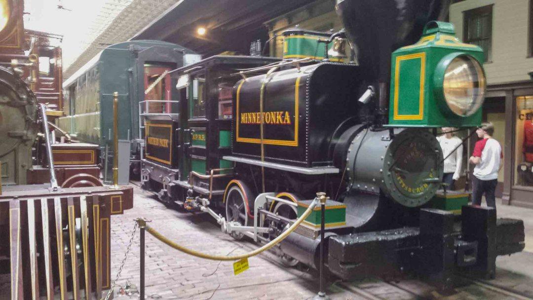 Minnetonka Train