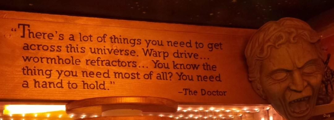 Dr. Who at Lark Toys