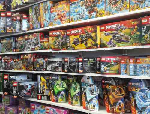 Toy Stores in MN