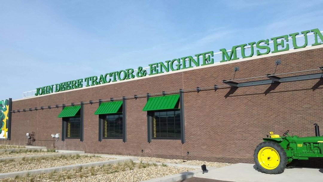 The John Deere Tractor & Engine Museum