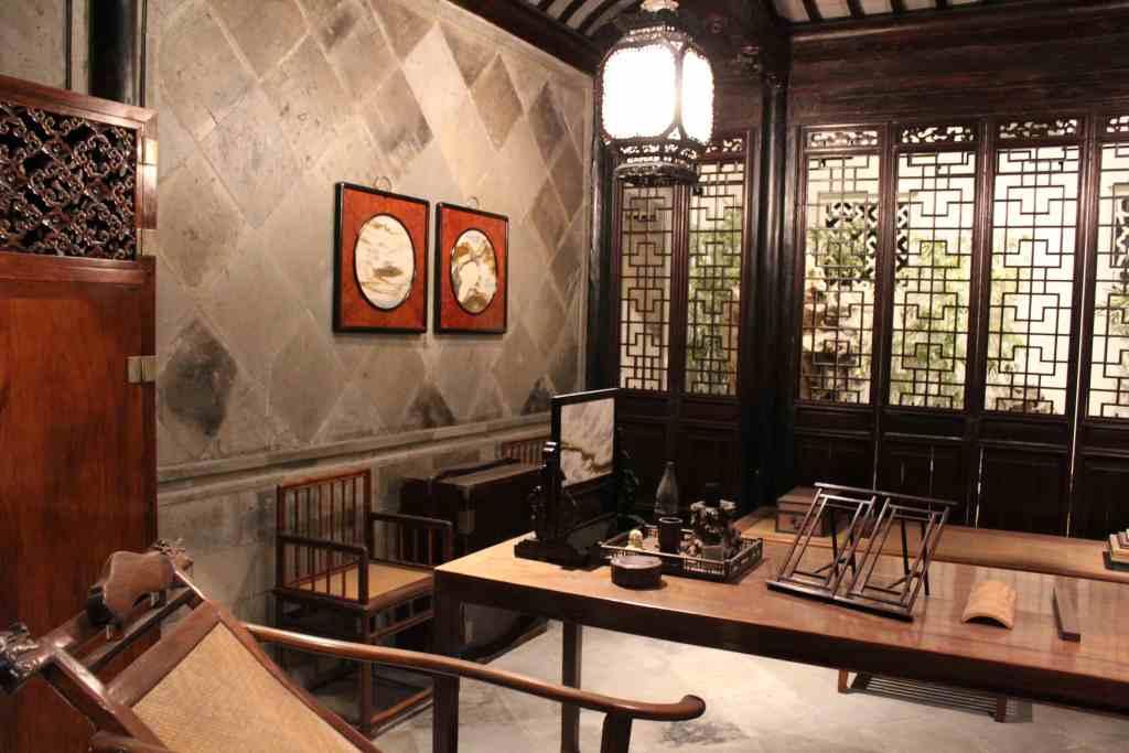 China room at Minneapolis Institute of Art