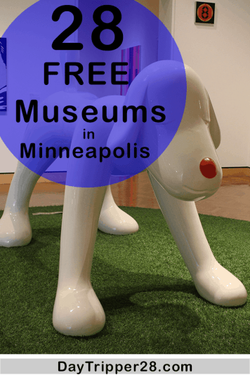 Leave the wallet at home. Here's how to visit 28 differnet mueums in Minneapolis for FREE! Summer | Family Fun | Twin Cities | Things to to | Saint Paul | Budget | Minnesota | Free Things