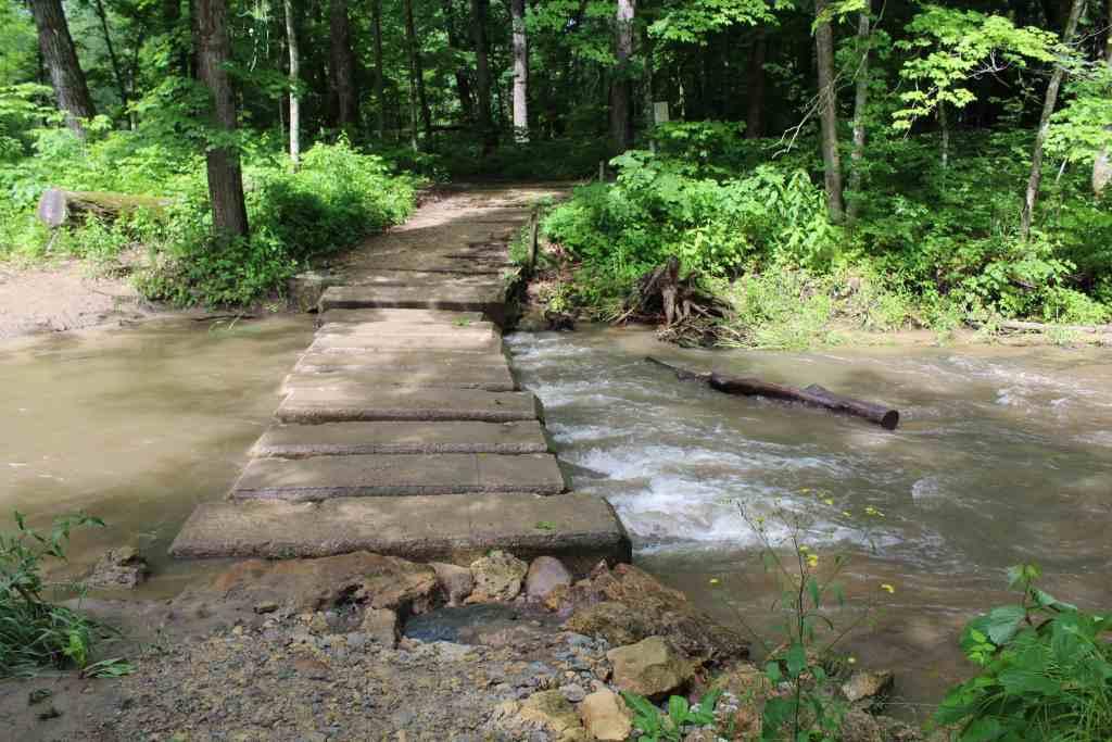 Concrete Bridge, Nerstrand Big Woods State Park