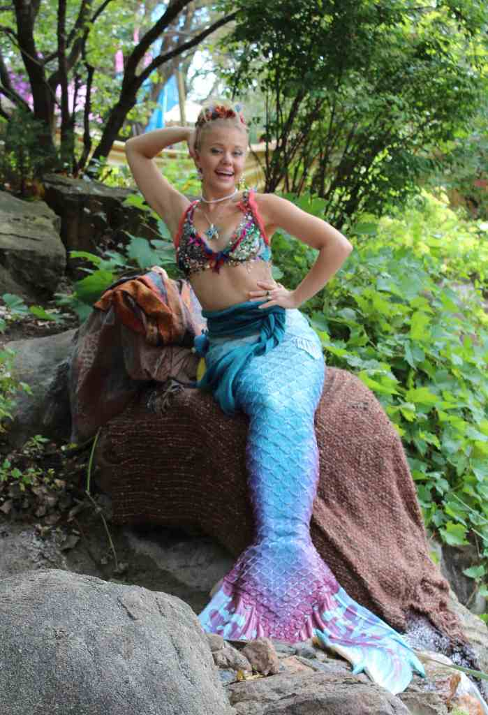 Mermaid at the Minnesota Renaissance Festival