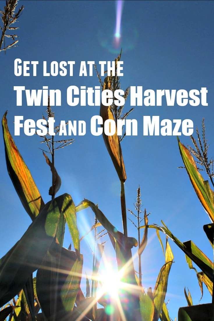 Looking for a Corn Maze that won't disappoint this Fall? Check out The Twin Cities Harvest Festival and Corn Maze in Brooklyn Park MN