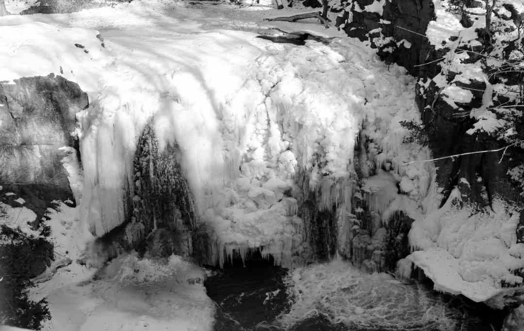 Falls at Alexander Ramsey Park
