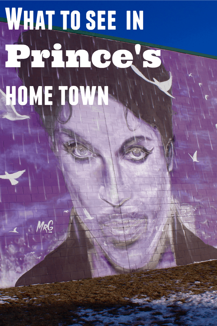 What to see in Prince's Home Town, including Paisley Park, the Prince Mural and other sights.