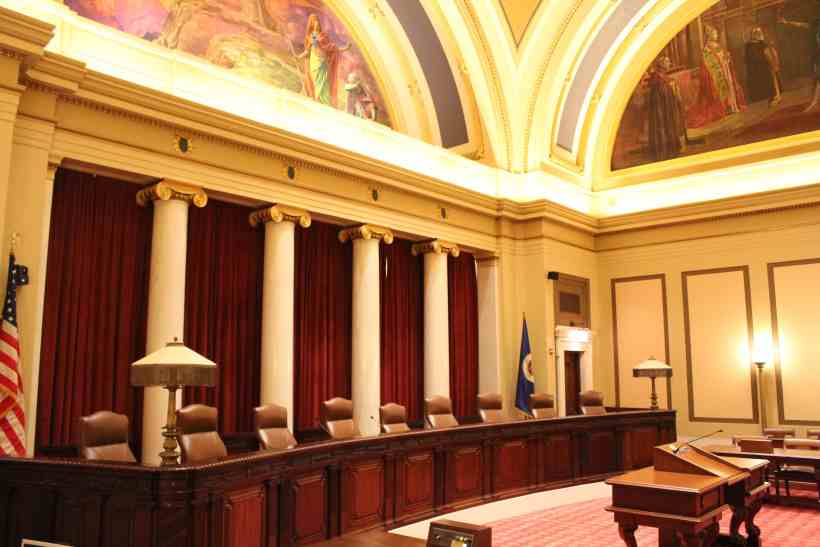 The Minnesota Supreme Court