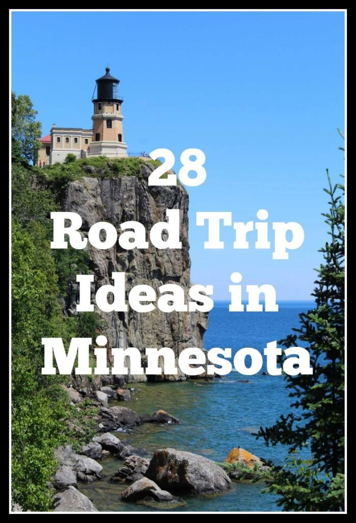28 Road Trip Ideas in Minnesota to fill your summer with adventure.