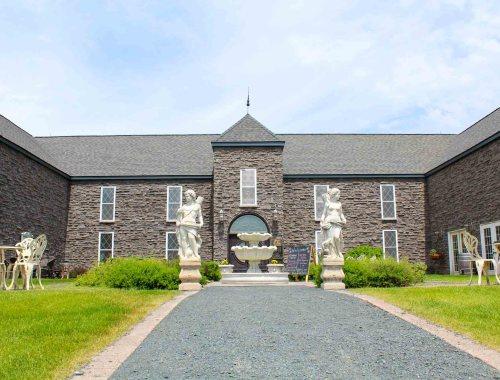 Chateau St. Croix Exterior