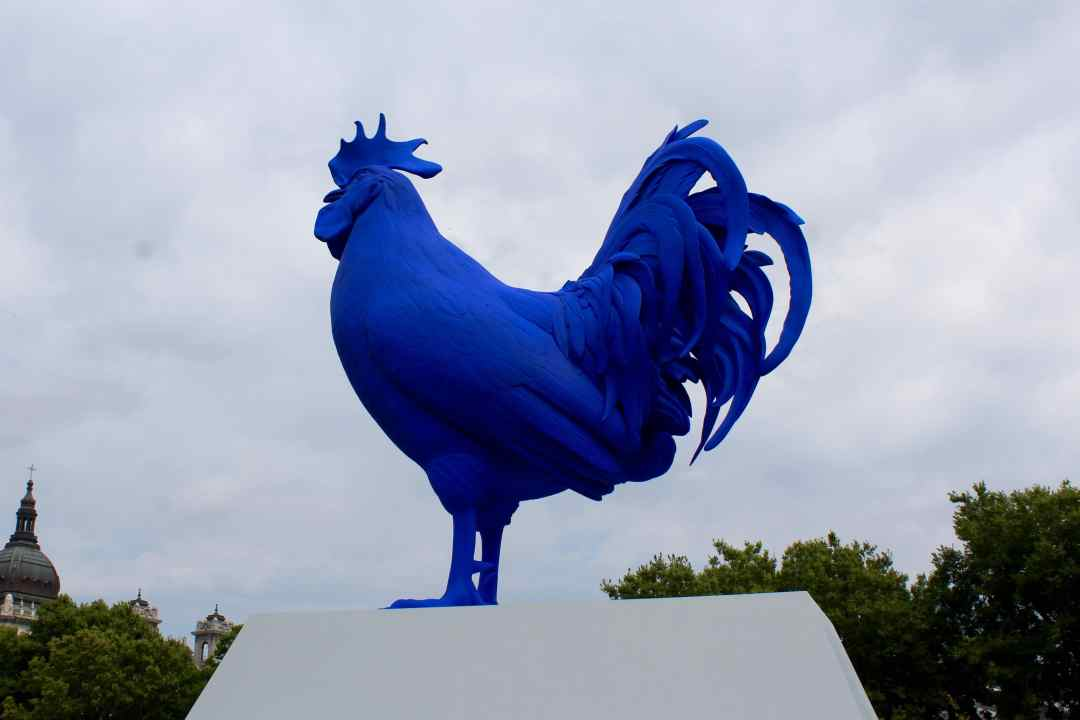 BlueCock - Walker Sculpture Garden