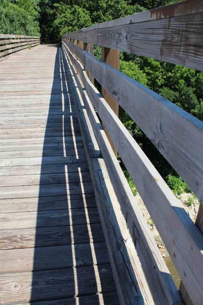 Trellis Bridge Mankato MN