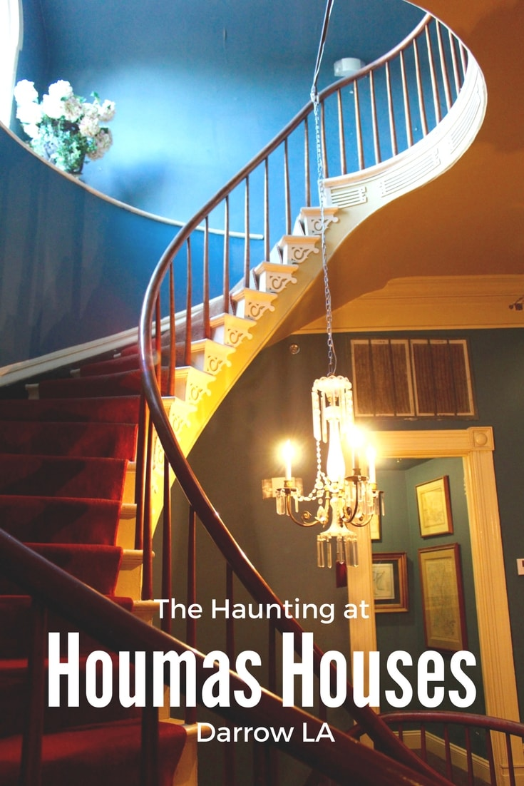 Find out all the details of this Haunting in the Houmas House just outside of New Orleans.