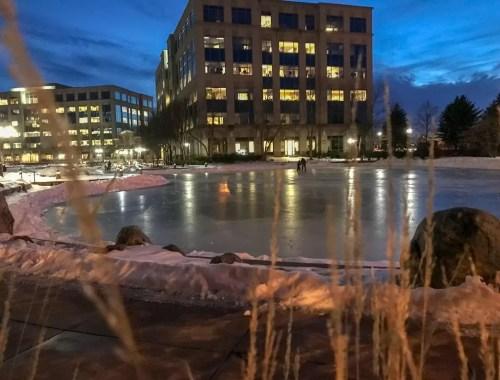 The Ice Rink in Edina MN