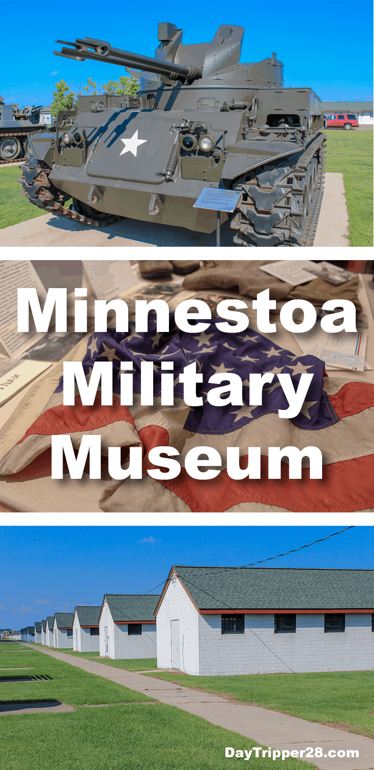 The best road side stop has to be the Minnesota Military Museum. Located on Fort Ripley MN. #Military #MemorialDay Brainerd MN | Things to do in Brainerd | Road Trip MN | Family Fun | Army Tanks | Airplanes