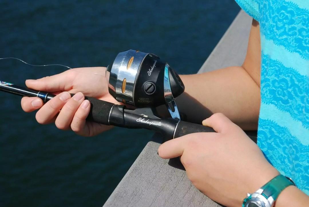 Fishing the lakes
