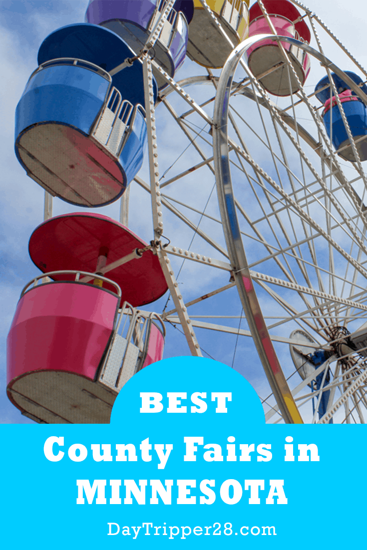 Does Your MN Summer Bucket List include a stop at a County Fair? If not, it should! They are the prefect fix for the State Fair Lovers. OnlyinMN | Twin Cities | Saint Paul | Minnesota Summer | Fairs and Attractions