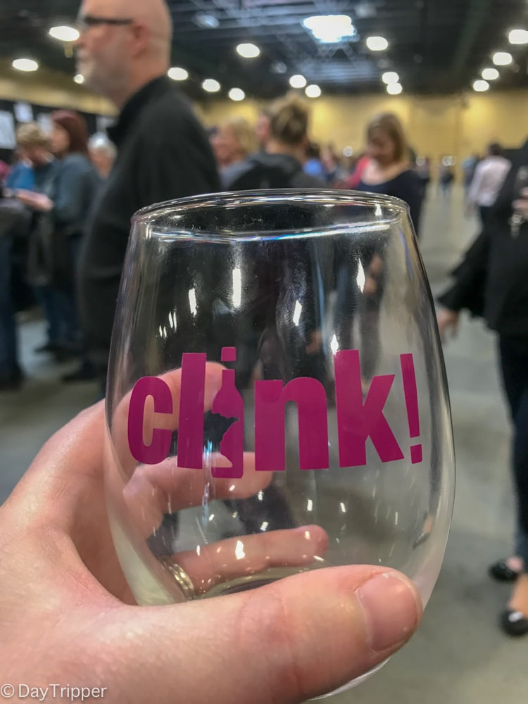 So many options to try at Clink. Best part, you get to take home a free stemless wine glass.