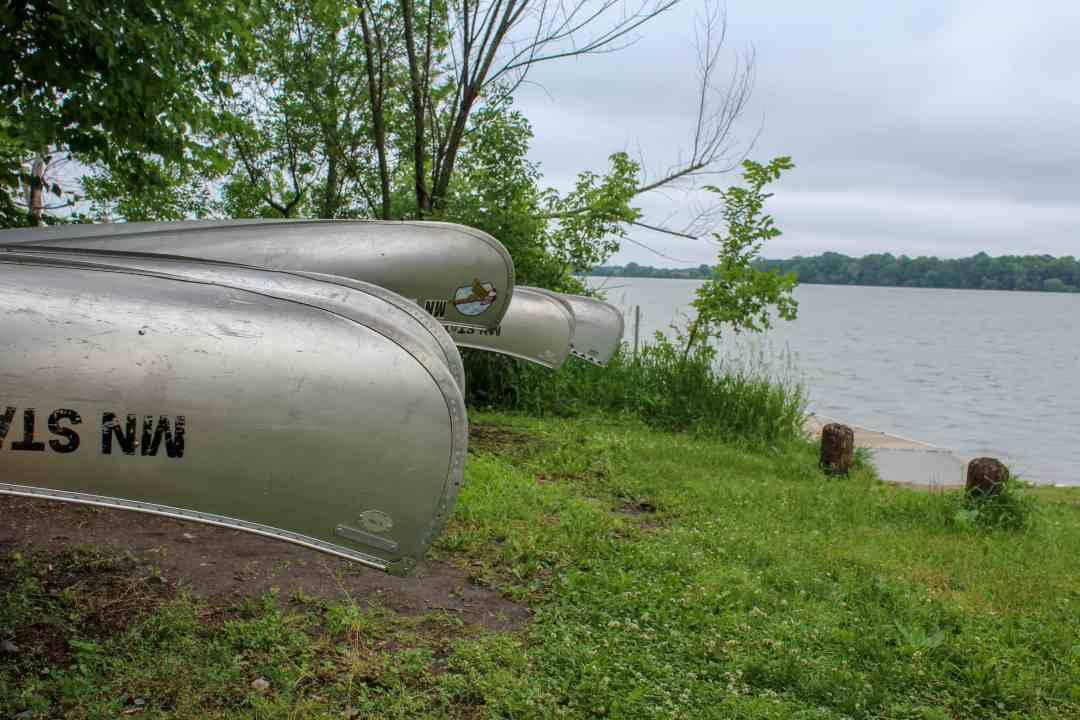 Canoe Rentals at Myre Big Island
