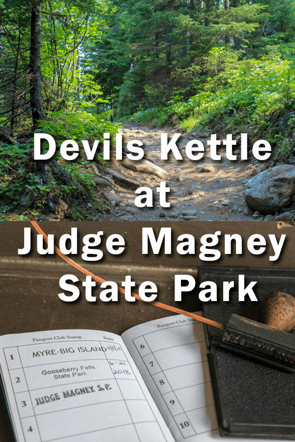 Hiking to Devils Kettle Falls at Judge Magney State Park | Camping | North Shore | Minnesota | Outdoors | Adventure