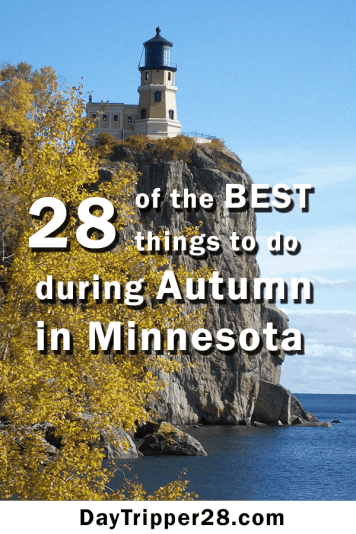 Autumn in Minnesota is the perfect time for Apple Picking, Corn Mazes and pumpkin everything. Don't forget the fall color drives, hikes and so much more. Check out 28 ways to spend my favorite season. Twin Cities | Weekend Day Trips | Family Fun | Adventure | Camping | Travel | North Shore