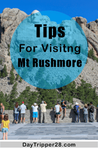 Tips for visiting Mount Rushmore. South Dakota | Rapid City | Family
