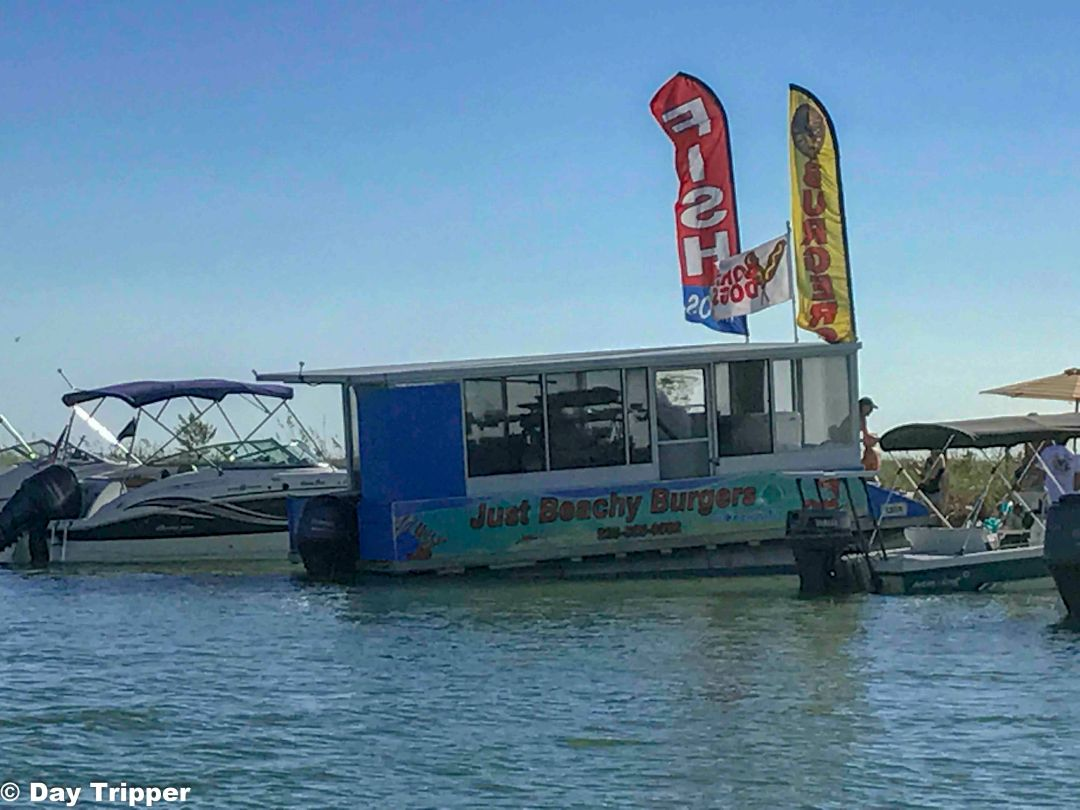 Food Boats on Marco Island