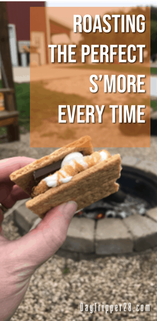 Roasting the Perfect Campfire Smore every time