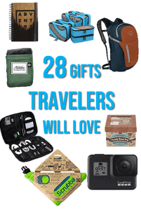 Check out these gift your traveling friend is sure to love this Christmas. Road Trip | Gifts | Holidays