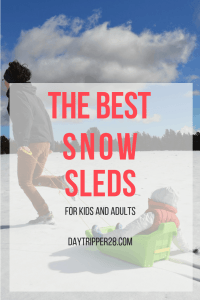 With so many sleds on the option, it's hard to know which is the best one. I've compared some of the best snow sleds for kids and adults alike.