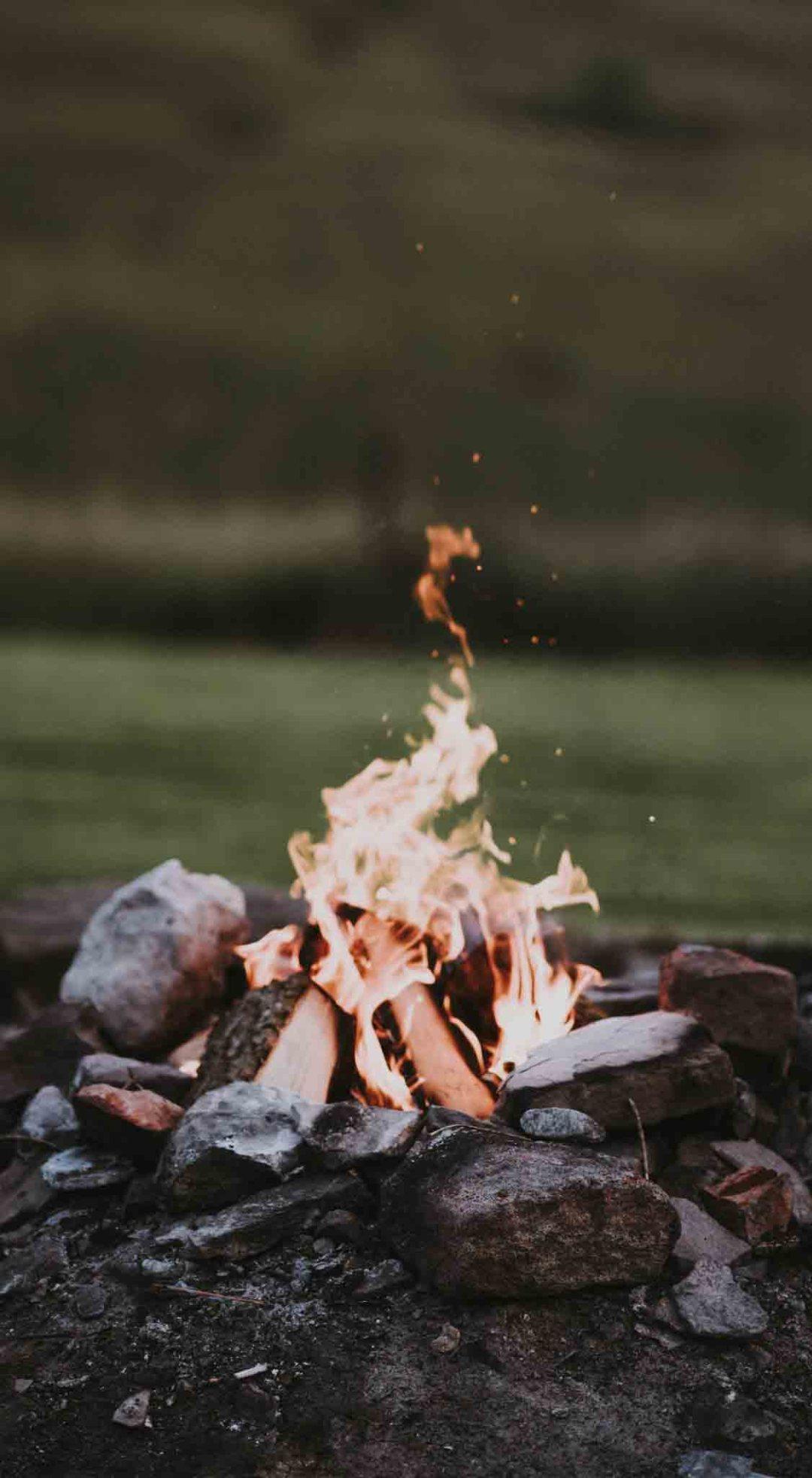 Fresh fire pit