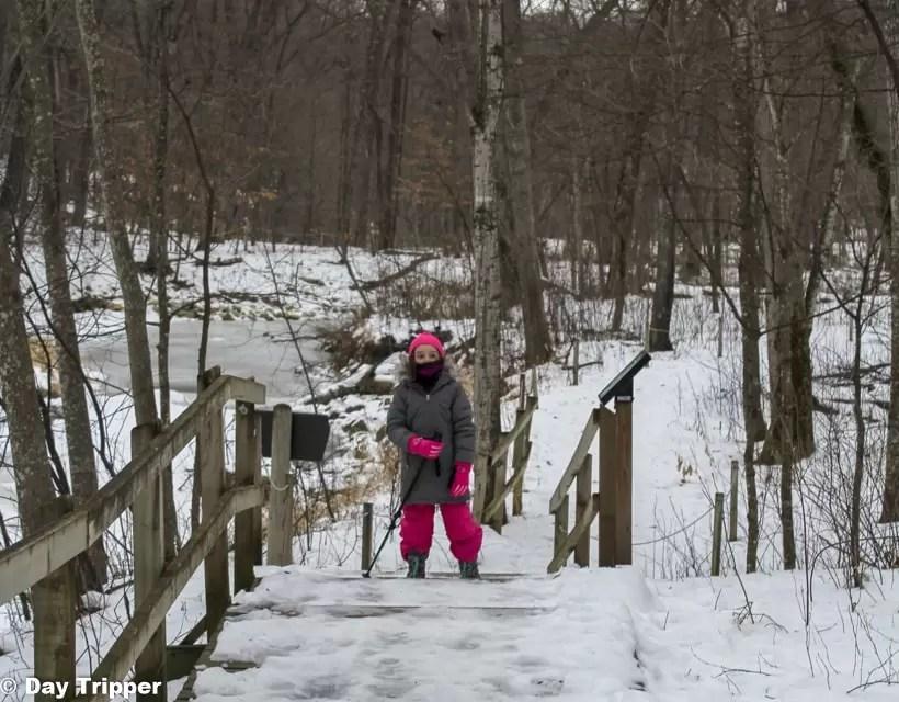 Winter Hiking Layers