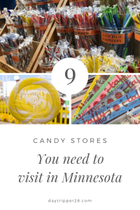 The best candy stores in Minnesota you need to visit this year. This would make for an epic road trip!