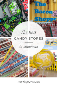 The best candy stores all over Minnesota found in one place. This would make for an epic road trip!