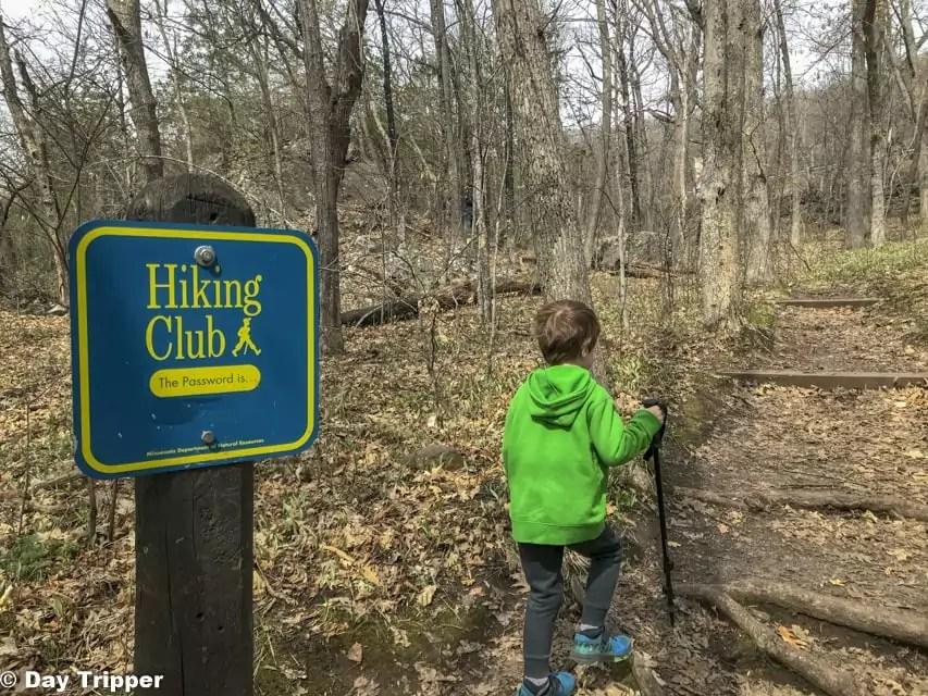 Interstate State Park Hiking Club Password