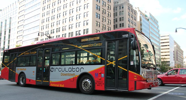 The Circulator Bus in DC