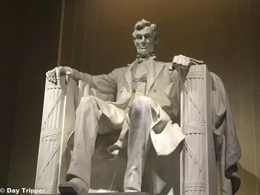 Lincoln Memorial Abe