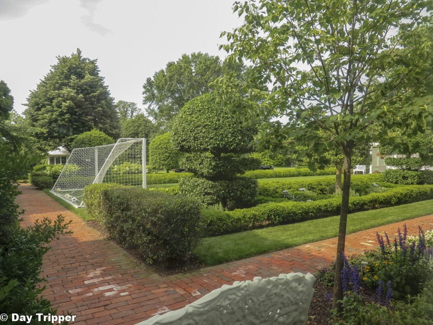 Gardens of the White House