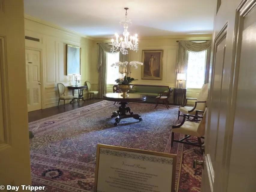 The Vermeil Room White House