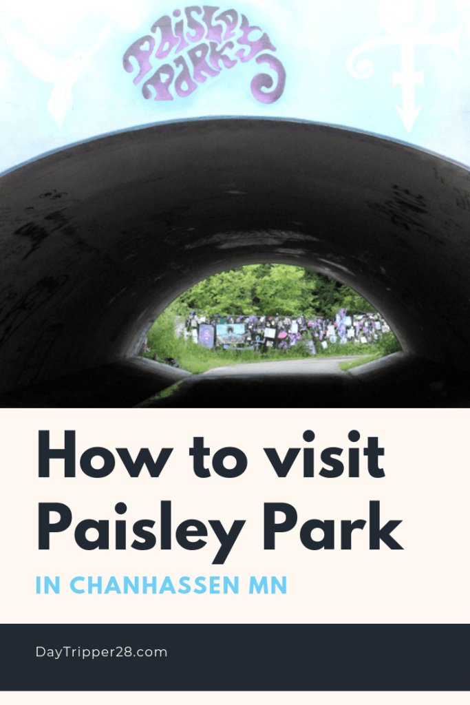How to visit Paisley Park in Chanhassen