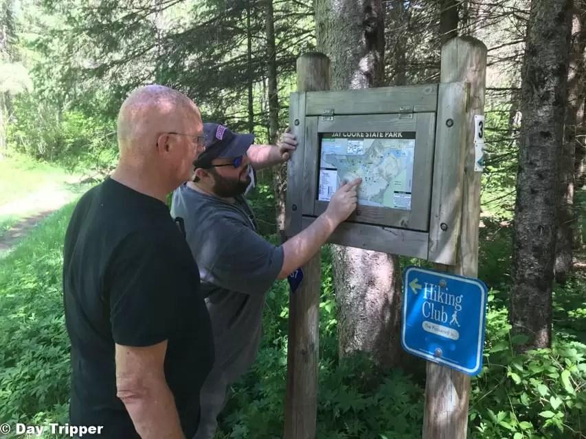 Hiking Club Trail