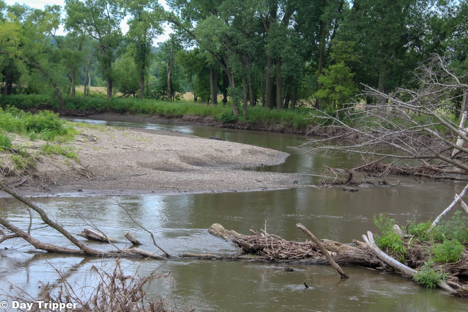The River along the Upper Sioux Agency State Park