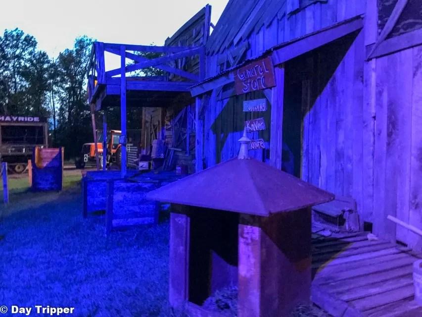 Abandoned Hayride in Chaska