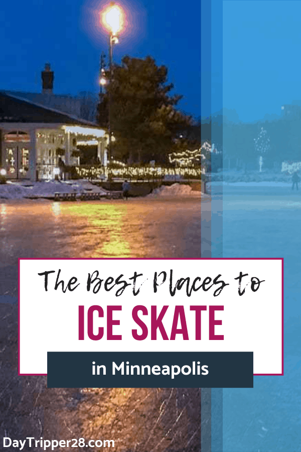 The best places to Ice Skate in Minneapolis