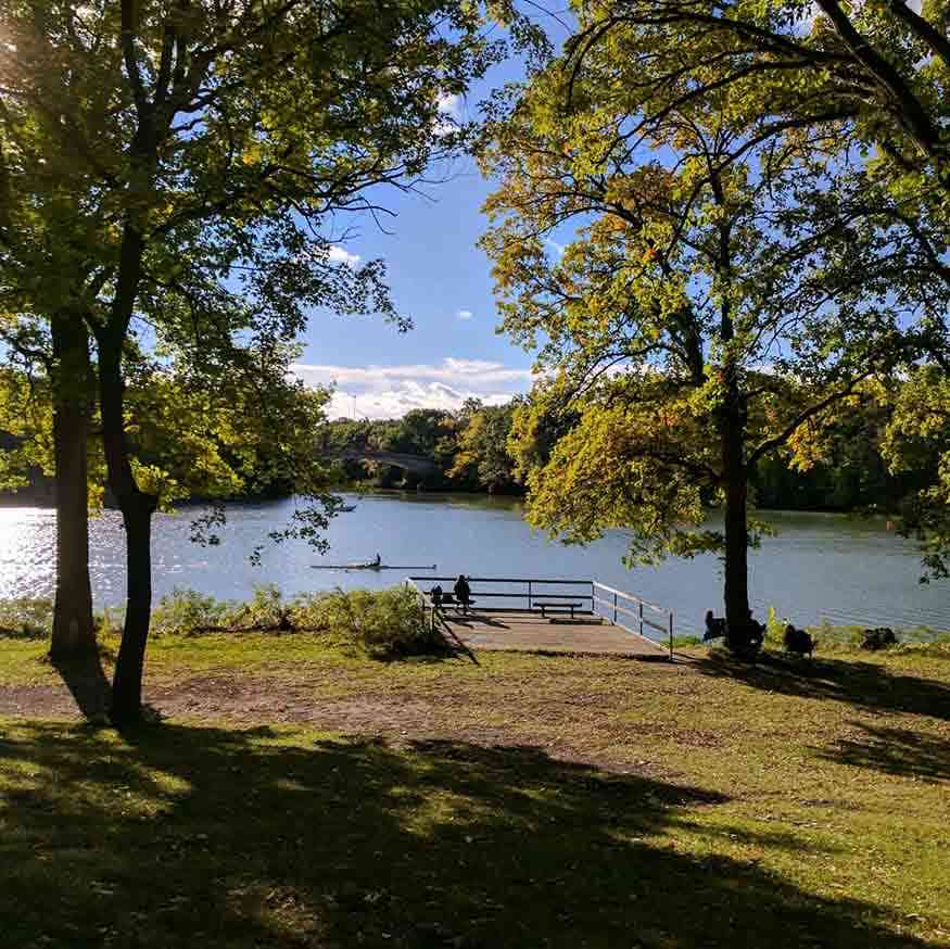 City of Rochester Parks: Genesee Valley Park